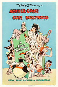 "Mother Goose Goes Hollywood (RKO, 1938). One Sheet (27"" X 41"")"