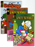 Bronze Age (1970-1979):Cartoon Character, Uncle Scrooge Group (Gold Key/Whitman, 1979-81) Condition: AverageVF.... (Total: 9 Comic Books)