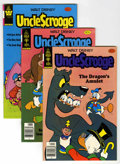 Bronze Age (1970-1979):Cartoon Character, Uncle Scrooge Group (Gold Key/Whitman, 1979-81) Condition: AverageNM.... (Total: 5 Comic Books)