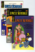 Bronze Age (1970-1979):Cartoon Character, Uncle Scrooge Group (Gold Key/Whitman, 1979-81) Condition: AverageVF/NM.... (Total: 9 Comic Books)