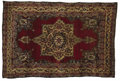Rugs & Textiles:Carpets, A Persian Rug. Unknown maker, Kerman, Iran. 20th century. Wool.Marks: none . 8 feet wide x 12.6 feet long. ...