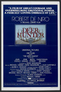 "Movie Posters:Academy Award Winner, The Deer Hunter (Universal, 1978). One Sheet (27"" X 41""). AcademyAward Winner. ..."