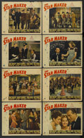 """Movie Posters:Musical, The Star Maker (Paramount, 1939). Lobby Card Set of 8 (11"""" X 14""""). Musical Comedy. ... (Total: 8 Items)"""