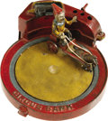 "Antiques:Toys, ""Circus Bank"" Mechanical Bank..."