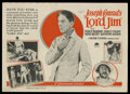 Movie Posters:Drama, Lord Jim Lot (Paramount, 1925). Heralds (2). Drama. ... (Total: 2Items)