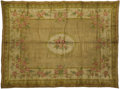 Rugs & Textiles:Carpets, A Savonnerie-style Rug. . Unknown maker, Austria. 20th century.Wool. Marks: none . 9 feet wide x 13 feet long. ...