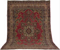 Rugs & Textiles:Carpets, A Persian Rug. Unknown maker, Kerman, Iran. 20th century. Wool.Marks: none . 11 feet wide x 16 feet long. ...