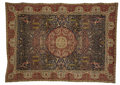Rugs & Textiles:Carpets, An Antique Indian Rug. Unknown maker, India. Circa 1870. Wool.Marks: none . 11 feet wide x 16 feet long. ...