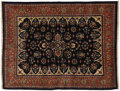 Rugs & Textiles:Carpets, A Persian Rug. Unknown maker, Sarouk, Iran. 20th century. Wool.Marks: none . 6 feet wide x 7.9 feet long. ...