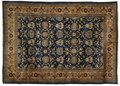 Rugs & Textiles:Carpets, A Persian Rug. Unknown maker, Veramin, Iran. 20th century. Wool.Marks: none . 6 feet wide x 8 feet long. ...