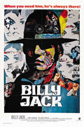 "Movie Posters:Action, Billy Jack (Warner Brothers, 1971). International One Sheet (27"" X41""). ..."