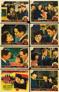 """Movie Posters:Drama, Big City (MGM, 1937). Lobby Card Set of 8 (11"""" X 14""""). ... (Total:8 Items)"""