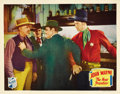 "Movie Posters:Western, The New Frontier (Republic, 1935). Lobby Card (11"" X 14""). ..."