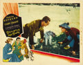 "Movie Posters:Comedy, Bringing Up Baby (RKO, 1938). Lobby Cards (2) (11"" X 14""). ...(Total: 2 Items)"