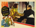 "Movie Posters:Comedy, Bringing Up Baby (RKO, 1938). Lobby Card (11"" X 14""). ..."