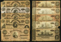 Confederate Notes:Group Lots, A Veritable Hoard of Forty-Five Confederate Notes.. ... (Total: 45notes)