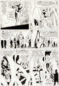 Original Comic Art:Panel Pages, Don Heck Tales To Astonish #42 Ant Man Page 7 Original Art(Marvel, 1963)....