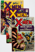 Silver Age (1956-1969):Superhero, X-Men Group of 14 (Marvel, 1965-67) Condition: Average VG/FN.... (Total: 14 Comic Books)