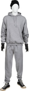"Movie/TV Memorabilia:Costumes, The Iconic Sweatsuit from ""Rocky Balboa"" (aka ""Rocky VI"")...."