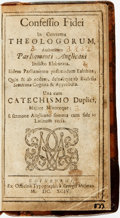 Books:Religion & Theology, [Catholicism]. Confessio Fidei in Conventu Theologorum,Authoritate Parliamenti Anglicani Indicto Elaborata... Edinb...