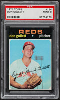 Baseball Cards:Singles (1970-Now), 1971 Topps Don Gullett #124 PSA Mint 9....