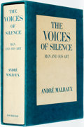Books:Art & Architecture, André Malraux. Stuart Gilbert, translator. The Voices of Silence. Man and His Art. Garden City: Doubleday & Company,...