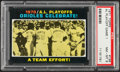 Baseball Cards:Singles (1970-Now), 1971 Topps A. L. Playoff Game 1 #198 PSA NM-MT 8....
