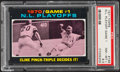 Baseball Cards:Singles (1970-Now), 1971 Topps N.L. Playoff Game 1 #199 PSA NM-MT+ 8.5....