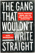 Books:Non-fiction, Marc Weingarten. The Gang that Wouldn't Write Straight. New York: Crown Publishers, [2006]....