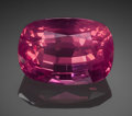 Gems:Faceted, Exceptional Gemstone: Red Spinel - 15.87 Ct.. Ipanko, Mahenge, Morogoro Region, Tanzania. ...