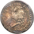 Early Half Dimes, 1792 H10C Half Disme, Judd-7, Pollock-7 -- Holed, Plugged -- PCGSGenuine. VF Details....