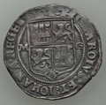 Mexico, Mexico: Charles & Johanna Pair of 2 Reales ND (1544-1548),...(Total: 2 coins)