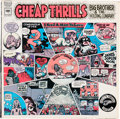 Music Memorabilia:Autographs and Signed Items, Janis Joplin Signed Big Brother & The Holding Company -Cheap Thrills LP (1968)....