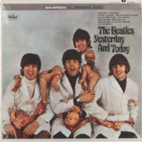 "Beatles Yesterday And Today Sealed First State Stereo ""Butcher Cover"" LP in GEM MINT 10 Con"