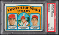 Baseball Cards:Singles (1970-Now), 1972 Topps Phillies Rookies #14 PSA Mint 9....