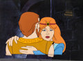 Animation Art:Production Cel, He-Man and the Masters of the Universe Lady Arvela andLandros Production Cel Setup and Animation Drawings Group (Film...(Total: 5 Items)
