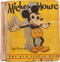 Big Little Book:Cartoon Character, Big Little Book #717 Mickey Mouse - First Printing (Whitman, 1933) Condition: FR....