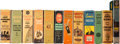 Big Little Book:Miscellaneous, Big Little Book Kids Related Group of 12 (Whitman, 1934-47)Condition: Average FN.... (Total: 12 Comic Books)