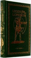 Books:Reference & Bibliography, Glenn St. Charles, Legends of the Longbow Library commissioner.SIGNED/LIMITED. Fred Lake and Hal Wright. A Bibliography...