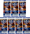 Baseball Collectibles:Tickets, 2000 World Series Full Tickets Lot of 7....