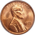 Lincoln Cents, 1973-D 1C MS67 Red PCGS....