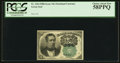 Fractional Currency:Fifth Issue, Fr. 1264 10¢ Fifth Issue PCGS Choice About New 58PPQ.. ...