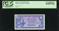 Military Payment Certificates:Series 611, Series 611 5c Replacement PCGS Very Choice New 64PPQ.. ...