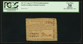 Colonial Notes:North Carolina, North Carolina August 8, 1778 $1/4 Independence PCGS Apparent VeryFine 30.. ...