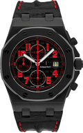 "Timepieces:Wristwatch, Audemars Piguet Limited Edition ""Las Vegas Strip"" Royal Oak Offshore, Ref. 26186SN, No. 115/400. ..."