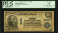 National Bank Notes:West Virginia, Williamson, WV - $20 1902 Plain Back Fr. 650 The First NB Ch. # 6830. ...