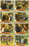 "Movie Posters:Fantasy, On Borrowed Time (MGM, 1939). Lobby Card Set of 8 (11"" X 14""). ...(Total: 8 Items)"