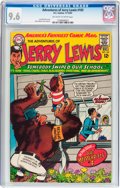 Silver Age (1956-1969):Humor, Adventures of Jerry Lewis #103 (DC, 1967) CGC NM+ 9.6 Off-white to white pages....