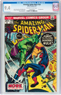 Bronze Age (1970-1979):Superhero, The Amazing Spider-Man #120 (Marvel, 1973) CGC NM 9.4 Off-white to white pages....