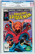 Modern Age (1980-Present):Superhero, The Amazing Spider-Man #238 (Marvel, 1983) CGC NM/MT 9.8 White pages....